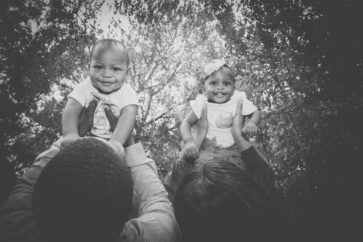 Munenishe & Blessing Family Session